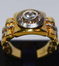 Мъжки пръстен