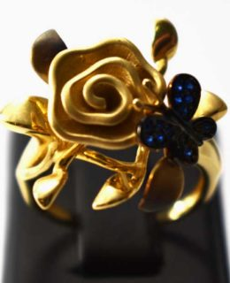 Дамски пръстен